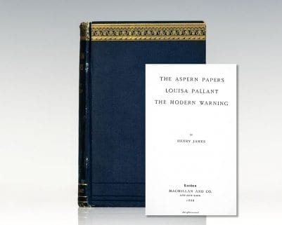 The Aspern Papers.