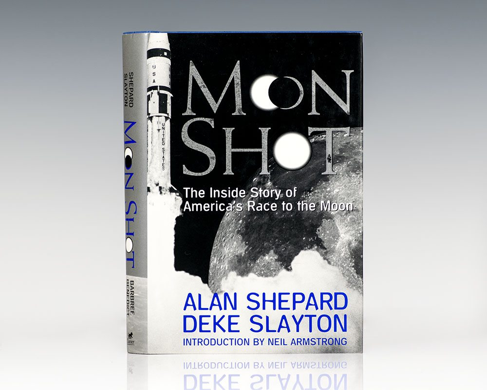 Moon Shot: The Inside Story of America's Race to the Moon.