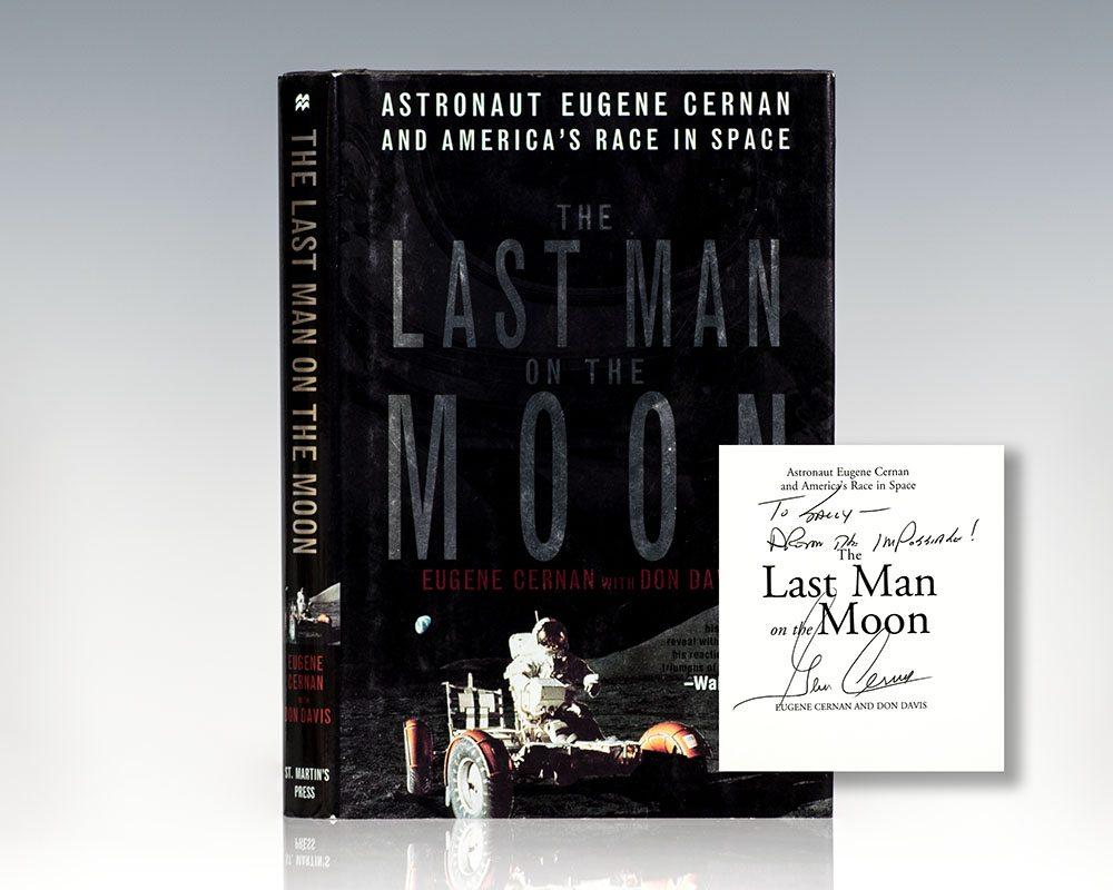 The Last Man on the Moon.