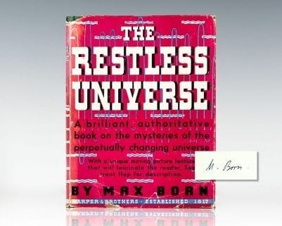 The Restless Universe.