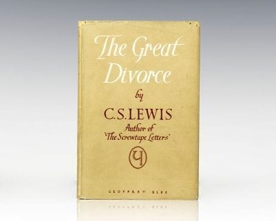The Great Divorce: A Dream.