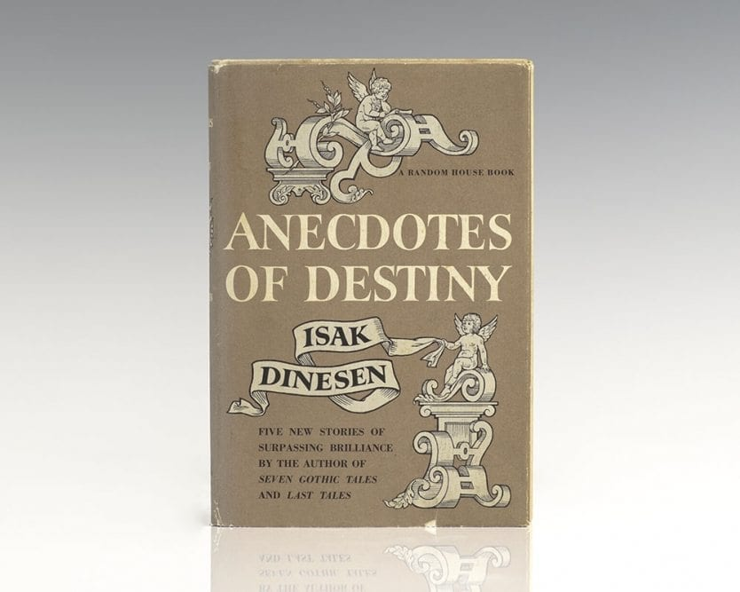 Anecdotes of Destiny.