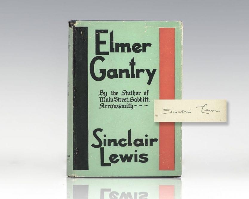 Elmer Gantry.