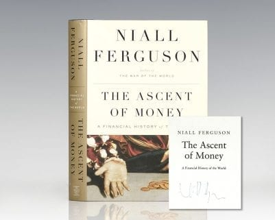 The Ascent of Money.