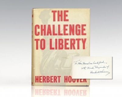The Challenge to Liberty.