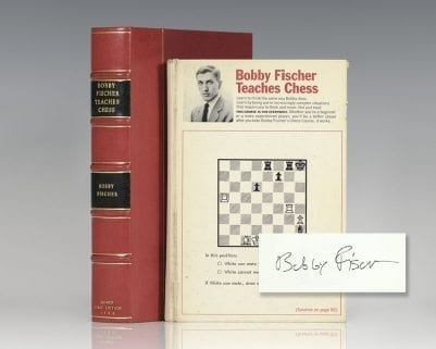 Bobby Fischer Teaches Chess.
