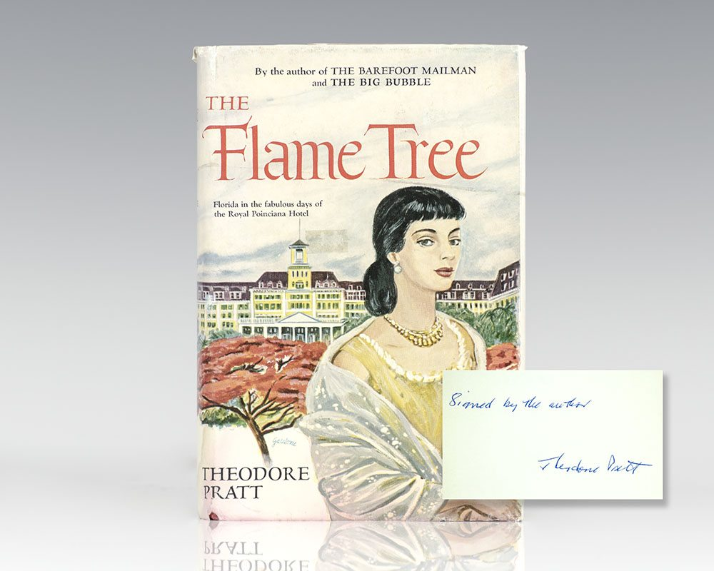 The Flame Tree: Florida in the Fabulous Days of the Royal Poinciana Hotel.