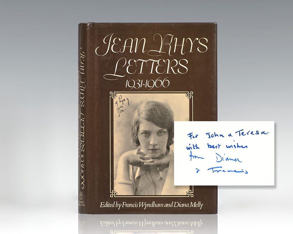 Jean Rhys Letters 1931-1966.