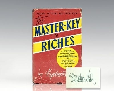 The Master-Key to Riches.