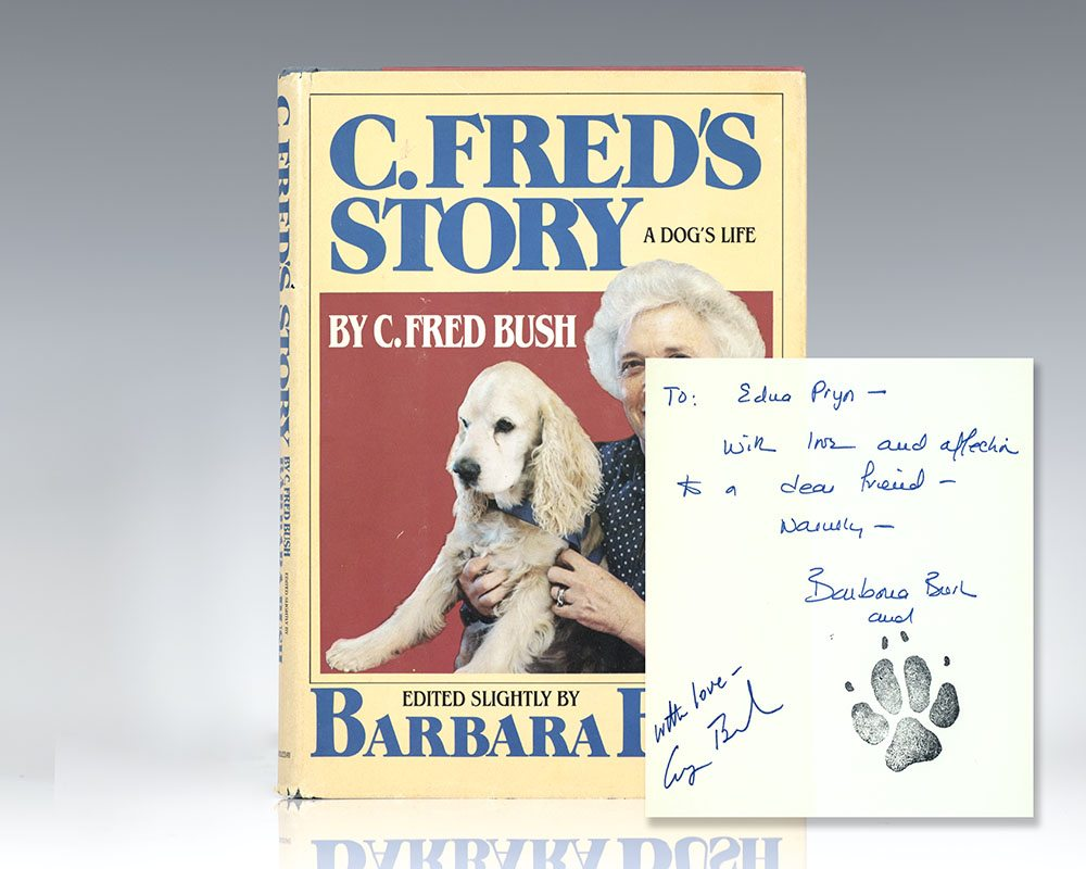C. Fred's Story: A Dog's Life.