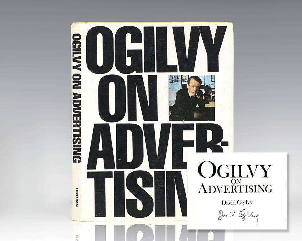 Ogilvy On Advertising.