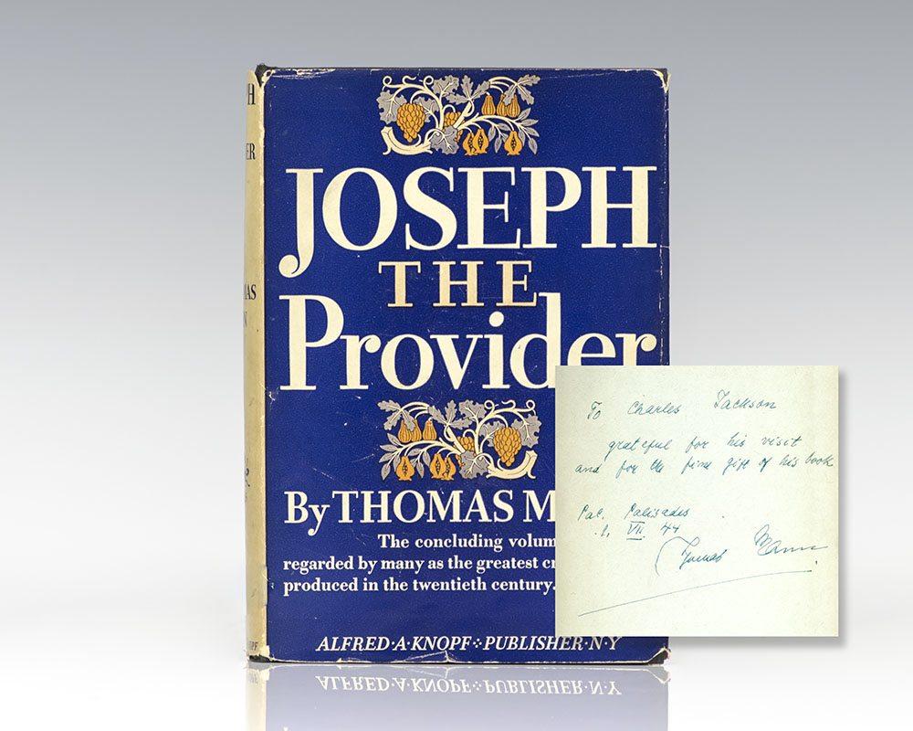 Joseph The Provider.