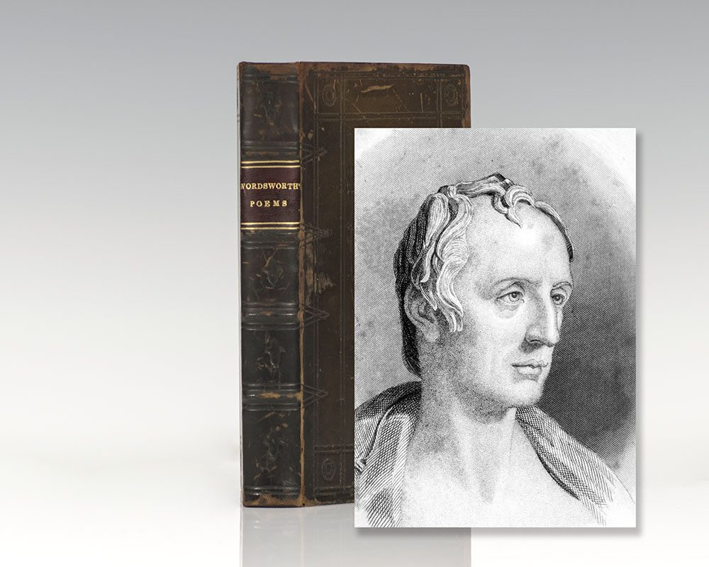 Poems of William Wordsworth with an Introduction to his Life and Writings.