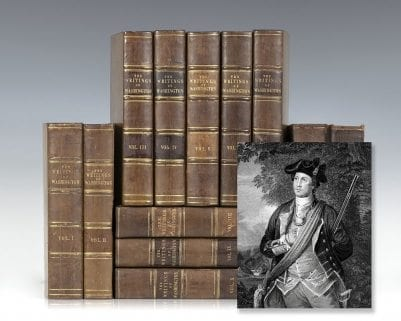 The Writings of George Washington Being His Correspondence, Addresses, Messages, and Other Papers, Official and Private.