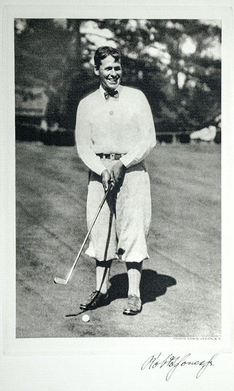Down the Fairway: The Golf Life and Play of Robert T. Jones, Jr.