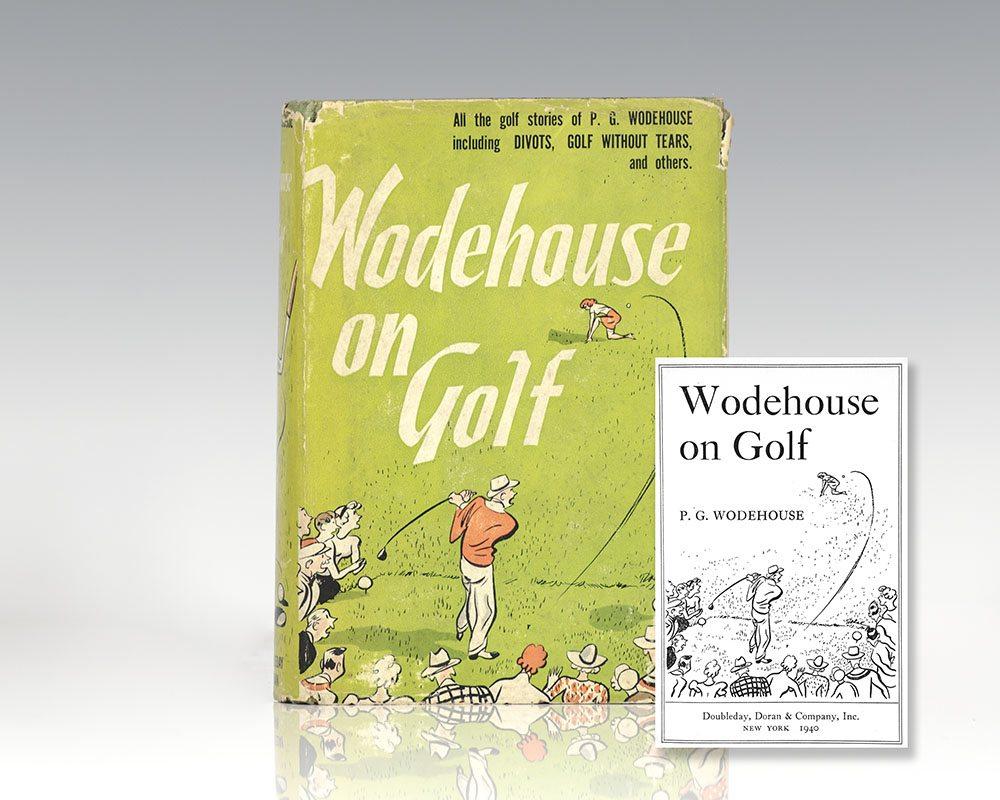 Wodehouse On Golf.