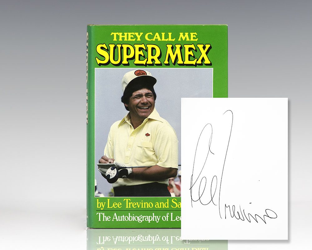 They Call Me Super Mex.