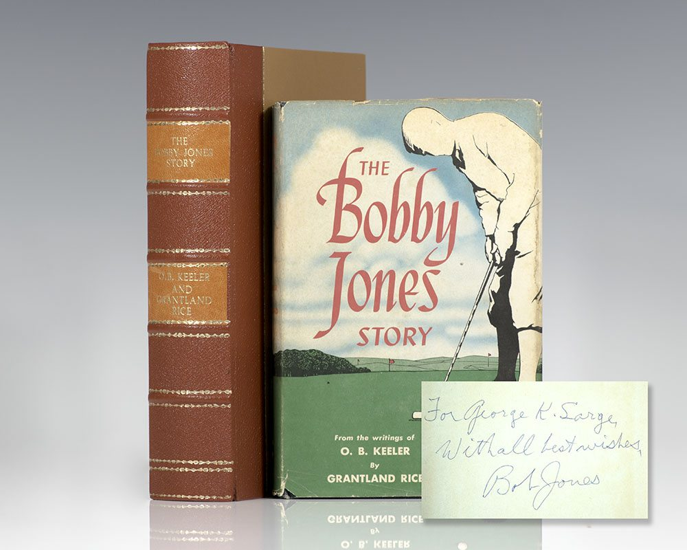 The Bobby Jones Story.