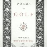Poems on Golf.