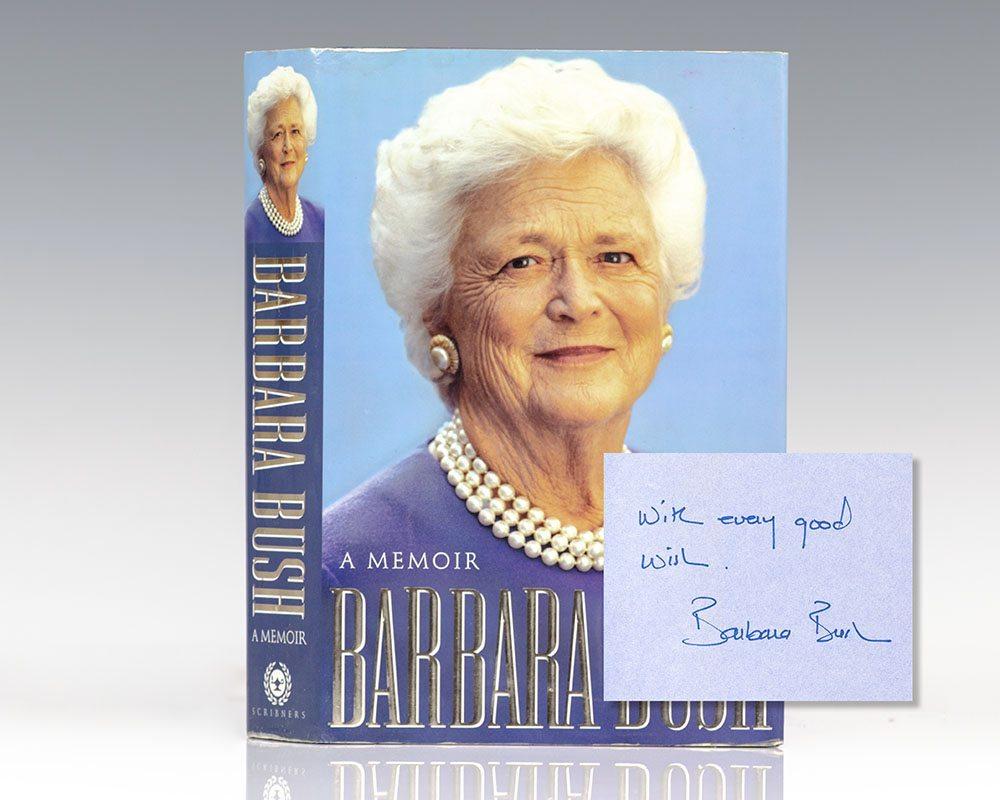 Barbara Bush: A Memoir.