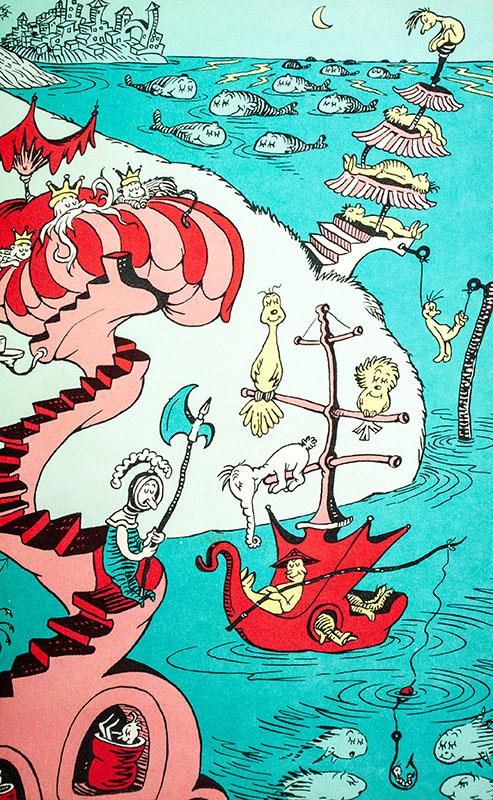 Dr. Seuss's Sleep Book.