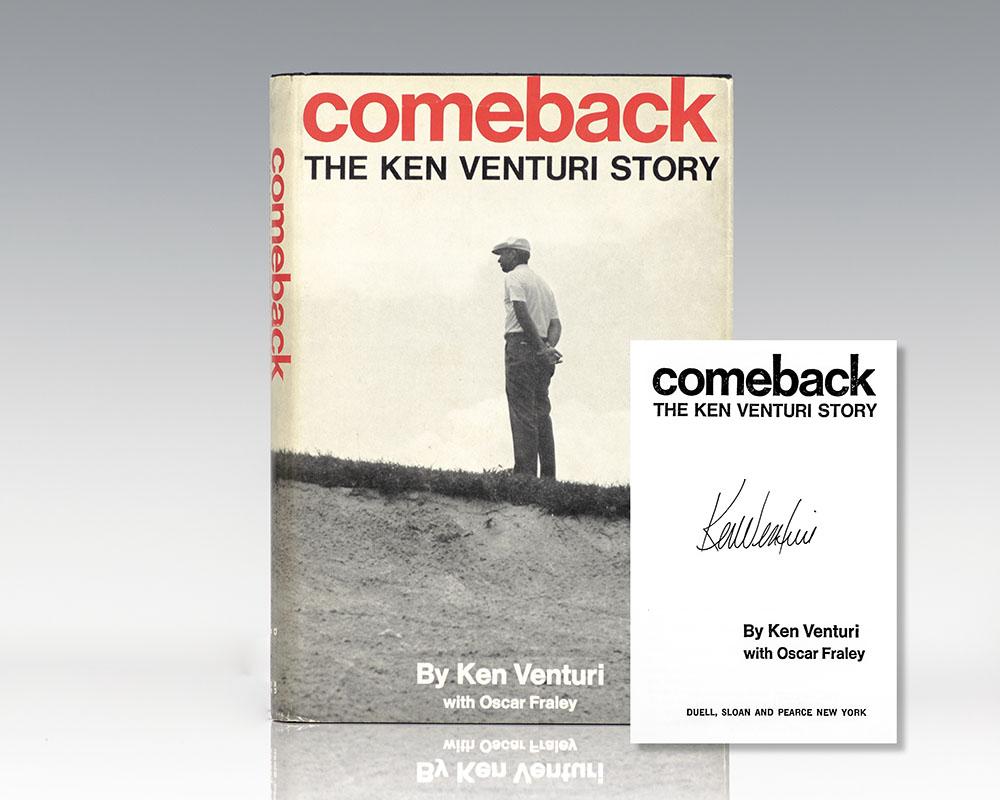 Comeback: The Ken Venturi Story.