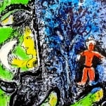 The Lithographs of Chagall.