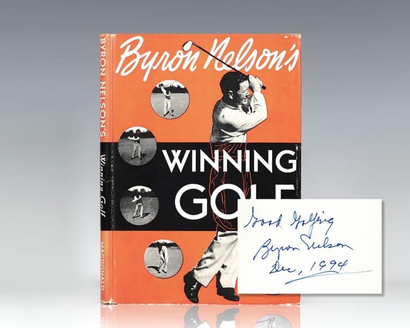 Byron Nelson's Winning Golf.