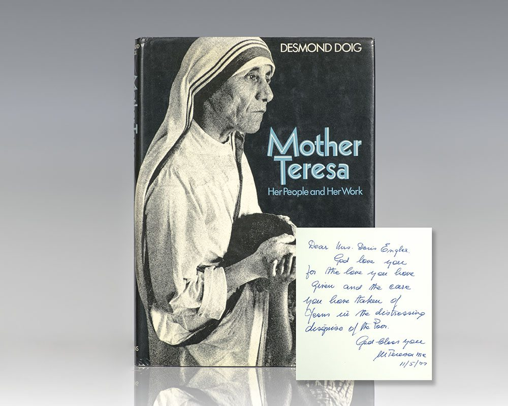 Mother Teresa: Her People and Her Work.