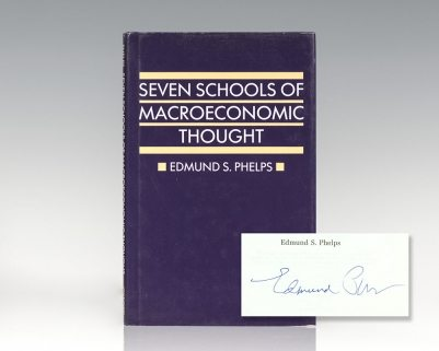 Seven Schools of Macroeconomic Thought.
