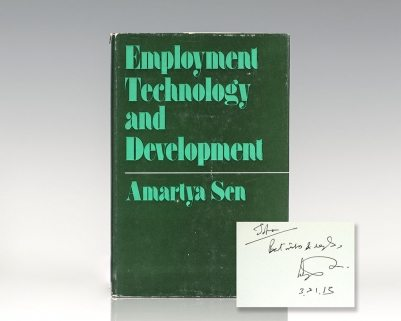 Employment, Technology and Development.