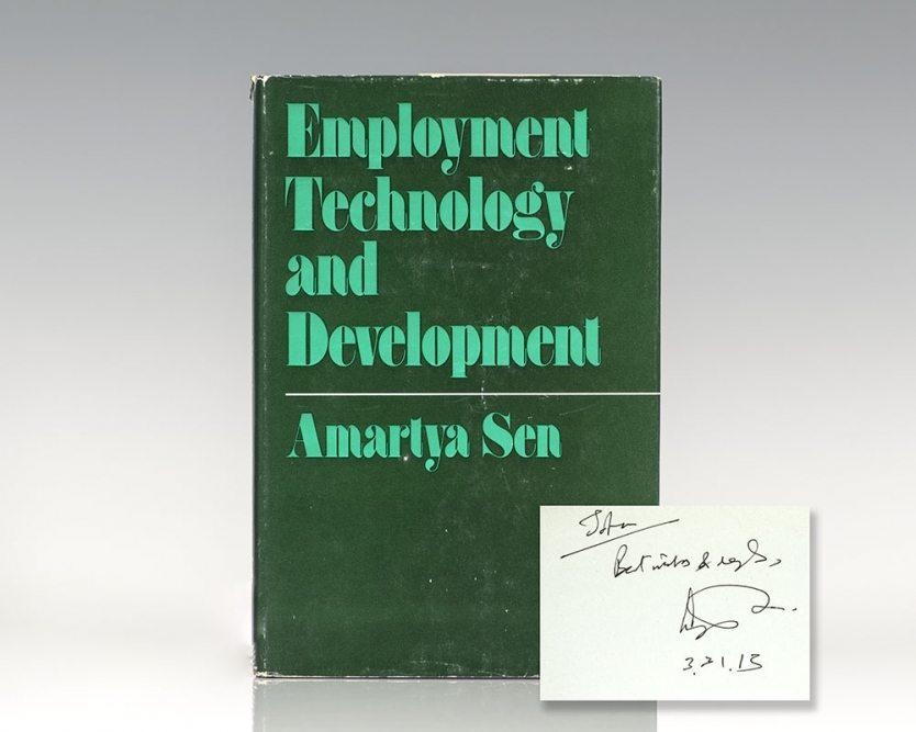 Employment, Technology and Development.