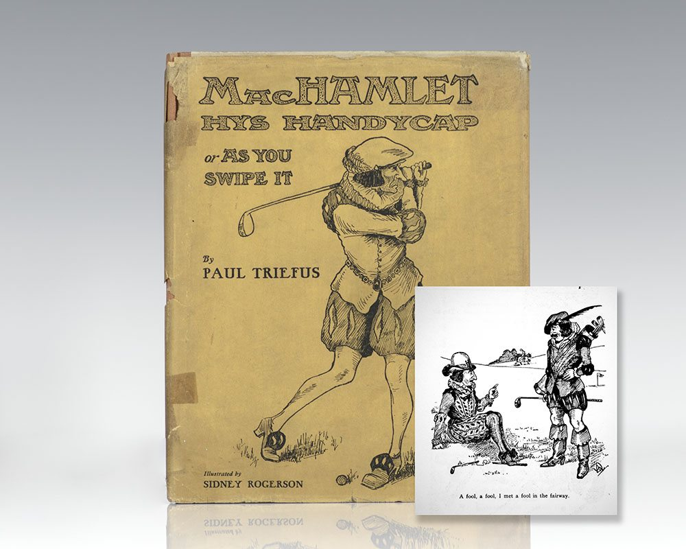 The Most Excellent Historie of MacHamlet Hys Handycap.