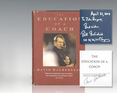 The Education of a Coach.