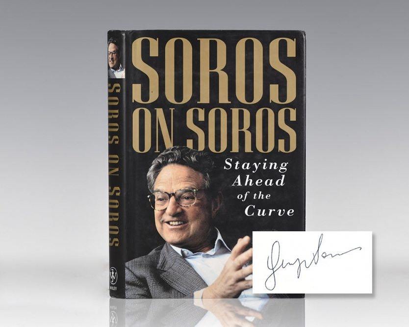 Soros On Soros: Staying Ahead of the Curve.
