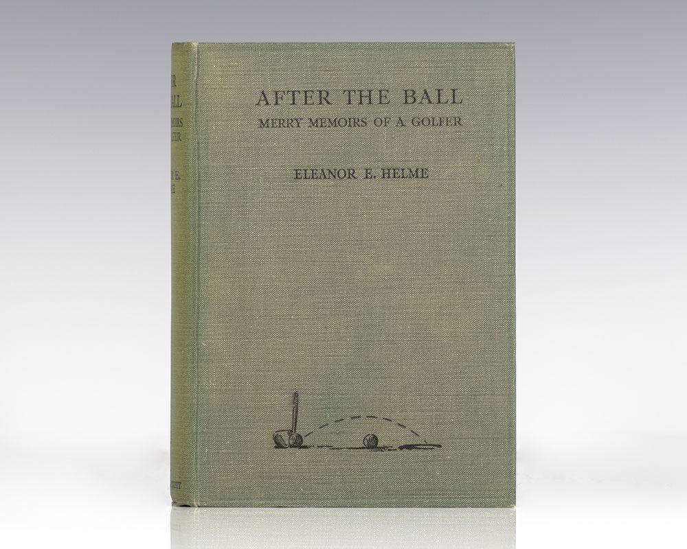After the Ball: Merry Memoirs of a Golfer.