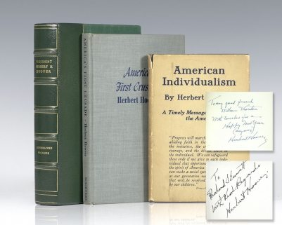 American Individualism and America's First Crusade.