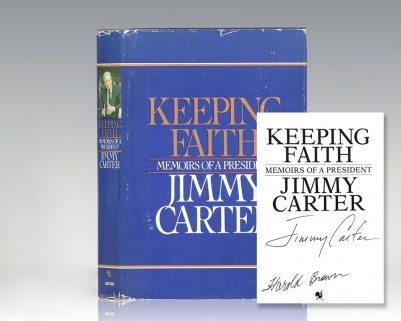 Keeping Faith: Memoirs of a President.