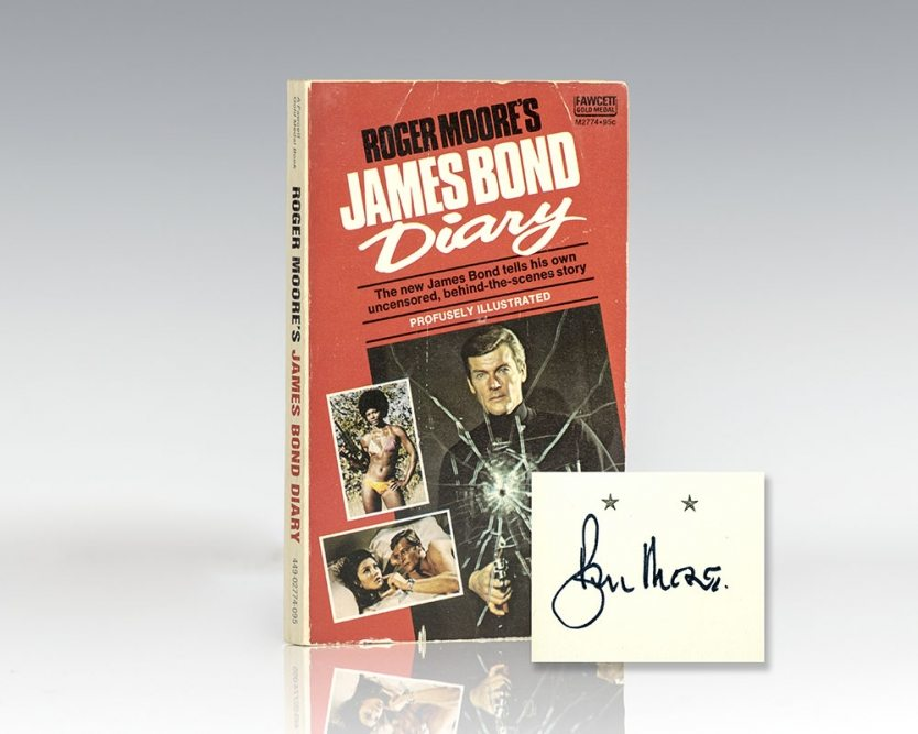 Roger Moore's James Bond Diary.