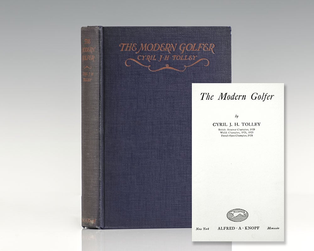 The Modern Golfer.