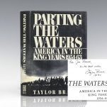 Parting the Waters : America in the King Years 1954-63.