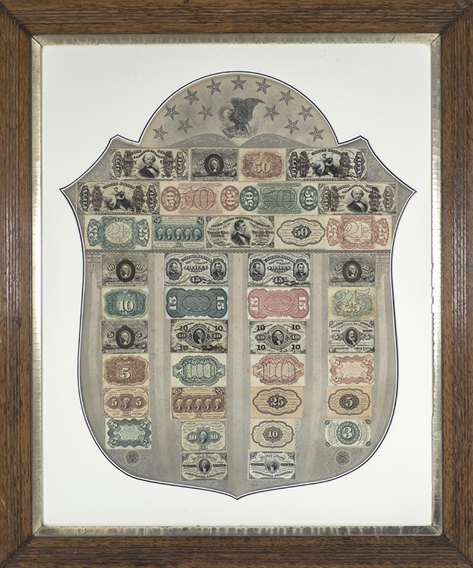Fractional Currency Shield.