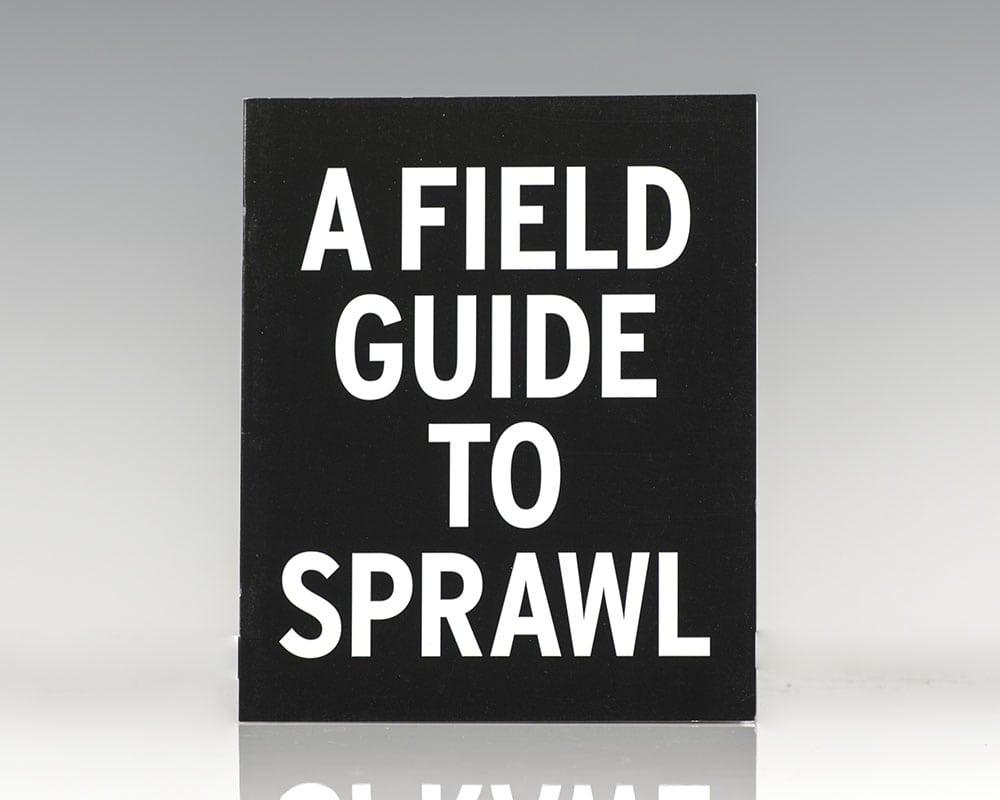 A Field Guide to Sprawl.