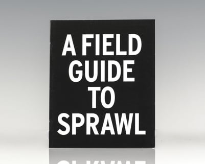 A Field Guide to Sprawl.