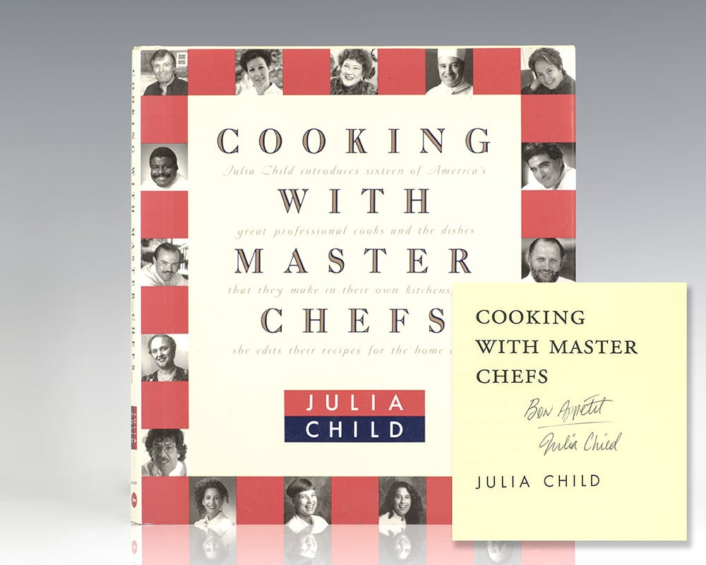 Cooking with Master Chefs.