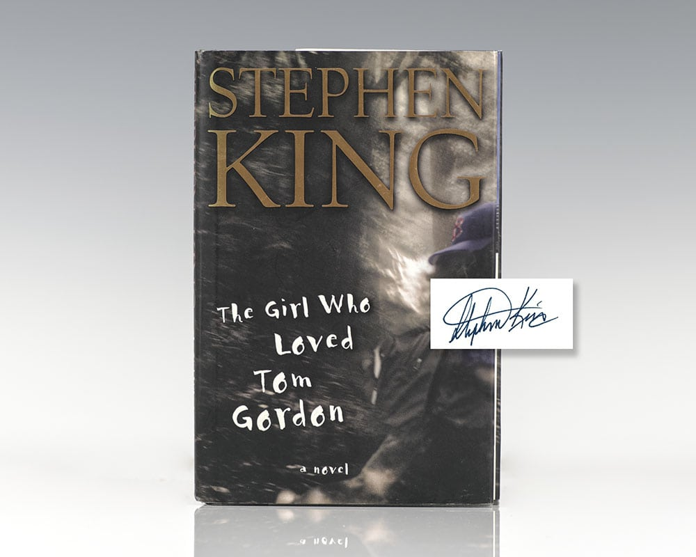 The Girl Who Loved Tom Gordon.