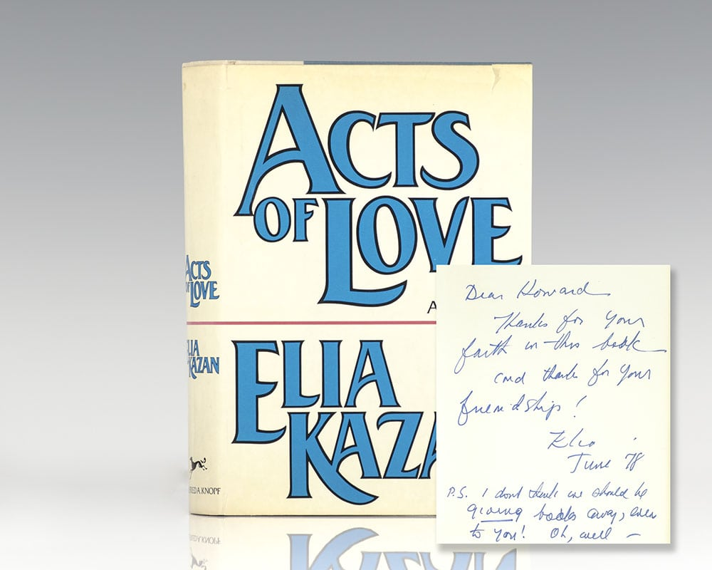 Acts of Love.