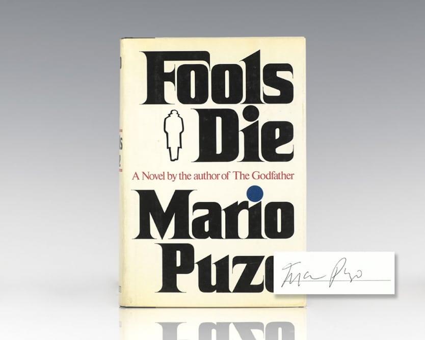Fools Die.
