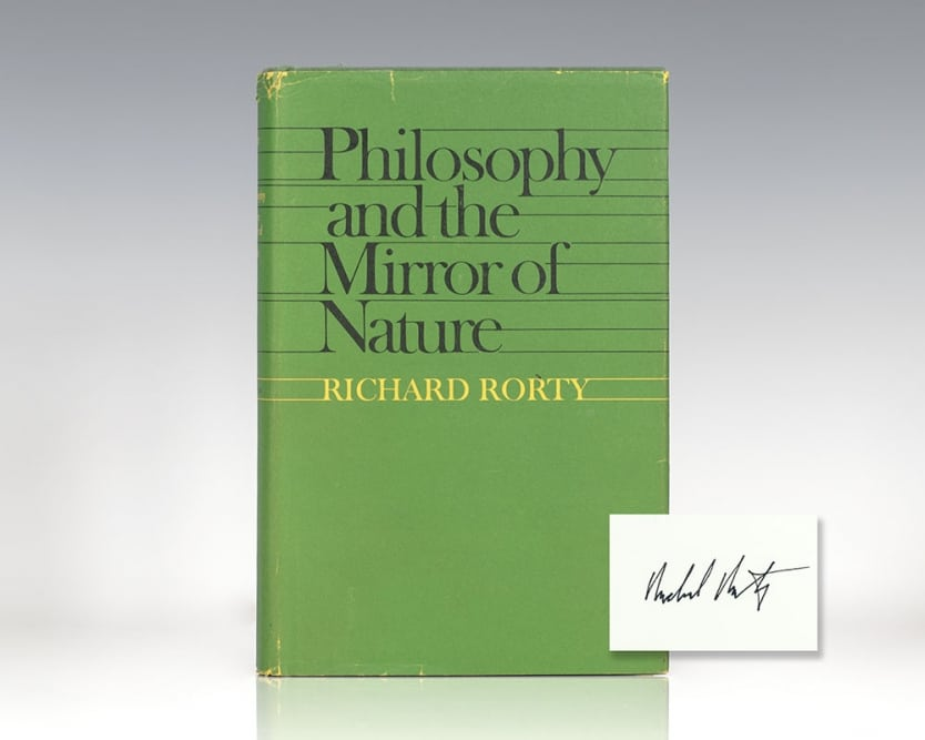Philosophy and the Mirror of Nature.