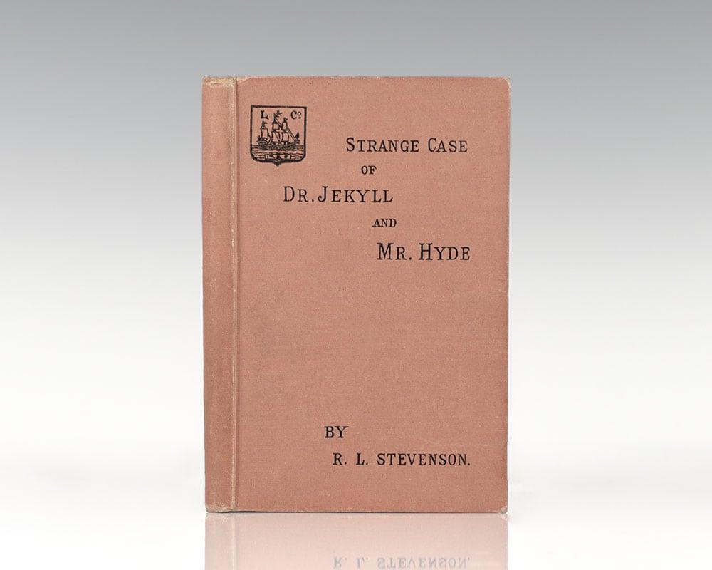 Strange Case of Dr. Jekyll and Mr. Hyde.
